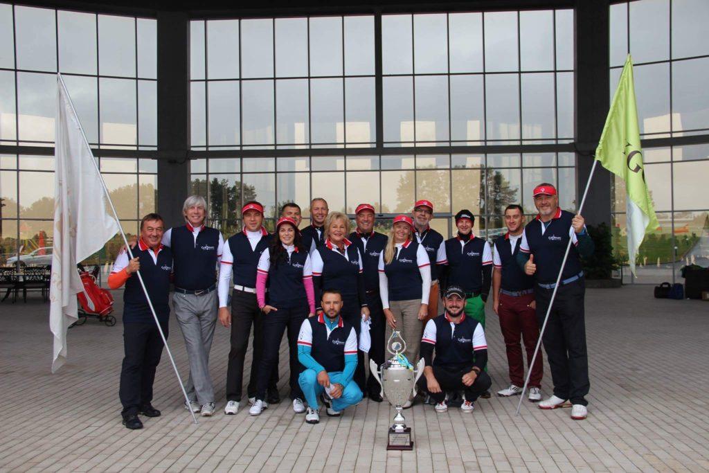 Команда GolfStream (Киев)