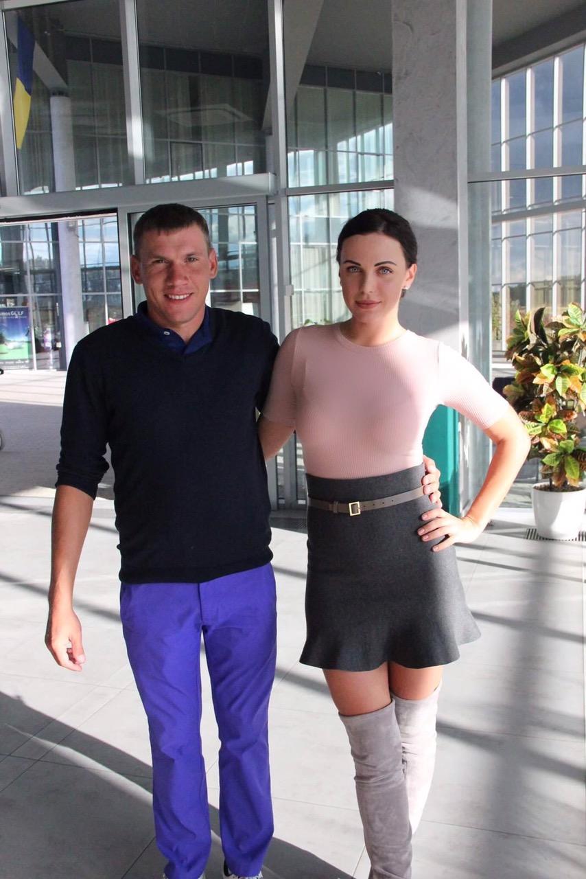 Виталий Терещенко и Мария Орлова