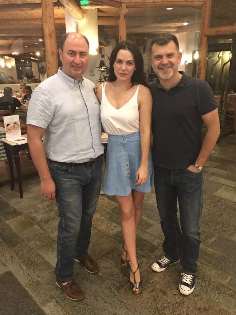 Александр Гулей, Мария Орлова, Олег Гребельников