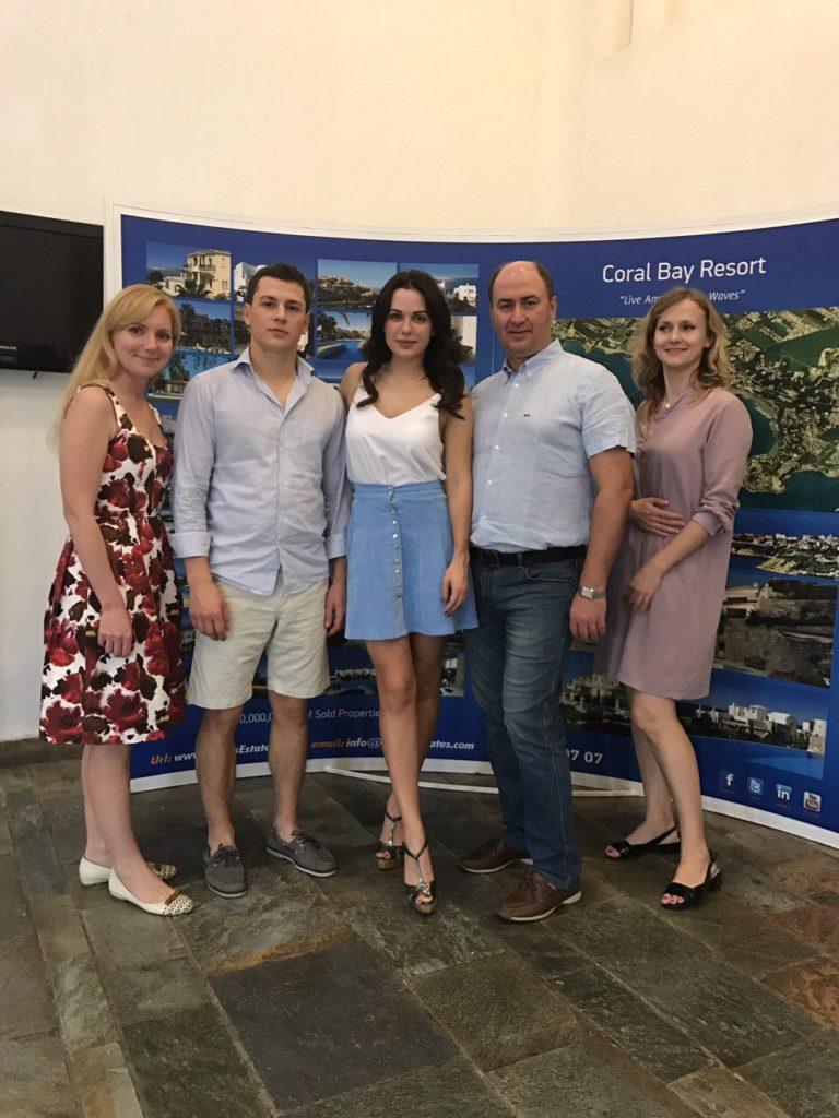 Екатерина Котова, Александр Шепчинский, Мария Орлова, Александр Гулей, Юлия Кривицкая