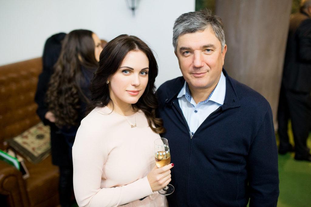 Мария Орлова и Юрий Закашанский