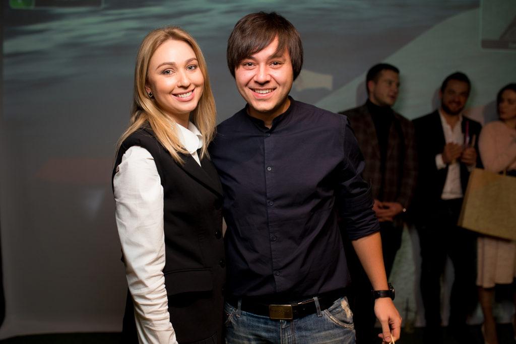 Татьяна Рыбченко и Борис Дон