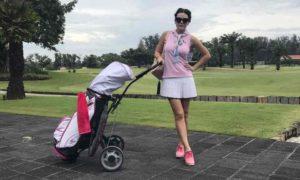 """Осваиваем гольф в Тайланде, """"Laguna Golf Club"""""""