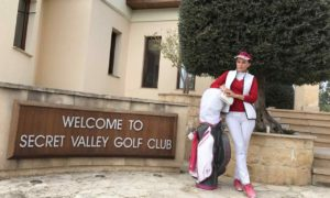 Игра на Secret Valley Golf Club