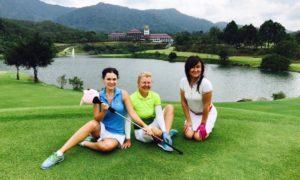 Ещё немного позитивного видео с Katathong Golf Course