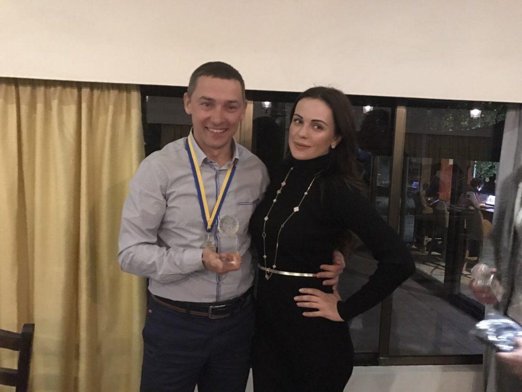 Вячеслав Нездымовский, Мария Орлова