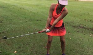 """Второй день тренировок в """"Laguna Golf Club"""""""