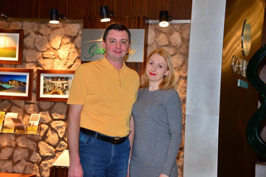 Алексей и Татьяна Савьяк