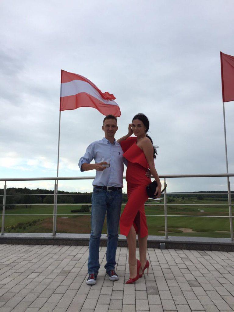 Руслан Гаркавенко и Мария Орлова