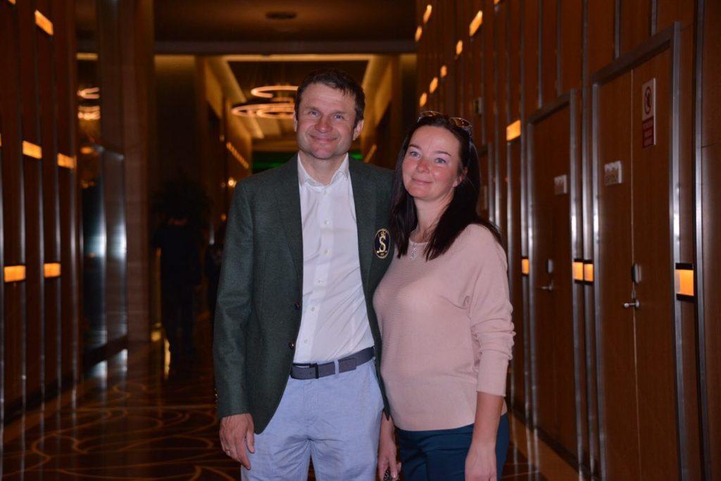 Владимир и Екатерина Гриненко