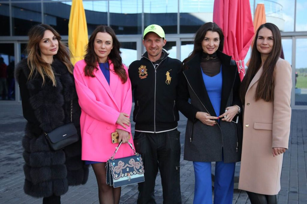 Юлия Малимон, Мария Орлова, Руслан Гаркавенко, Марина Дяченко, Алена Терещук