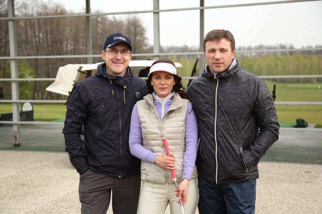 Юрий Приставский, Мария Орлова, Олег Васылык