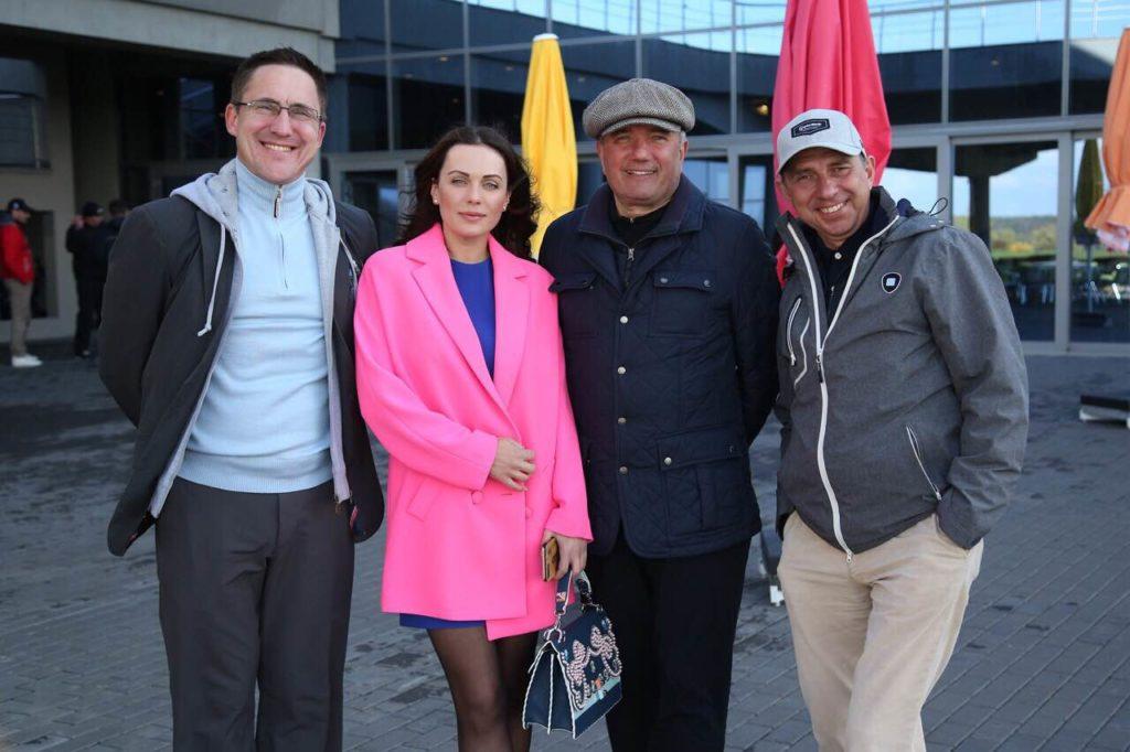 Юрий Приставский, Мария Орлова, Юрий Закашанский, Олег Стрельников