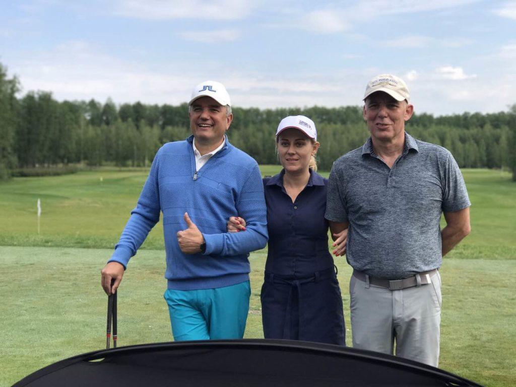Юрий Закашанский, Вероника Растворцева, Александр Синеокий