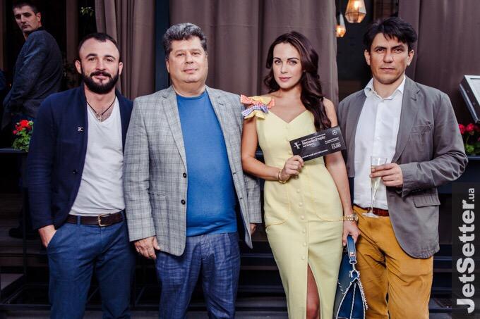 Денис Рябцев, Олег Герман, Мария Орлова, Роман Растворцев