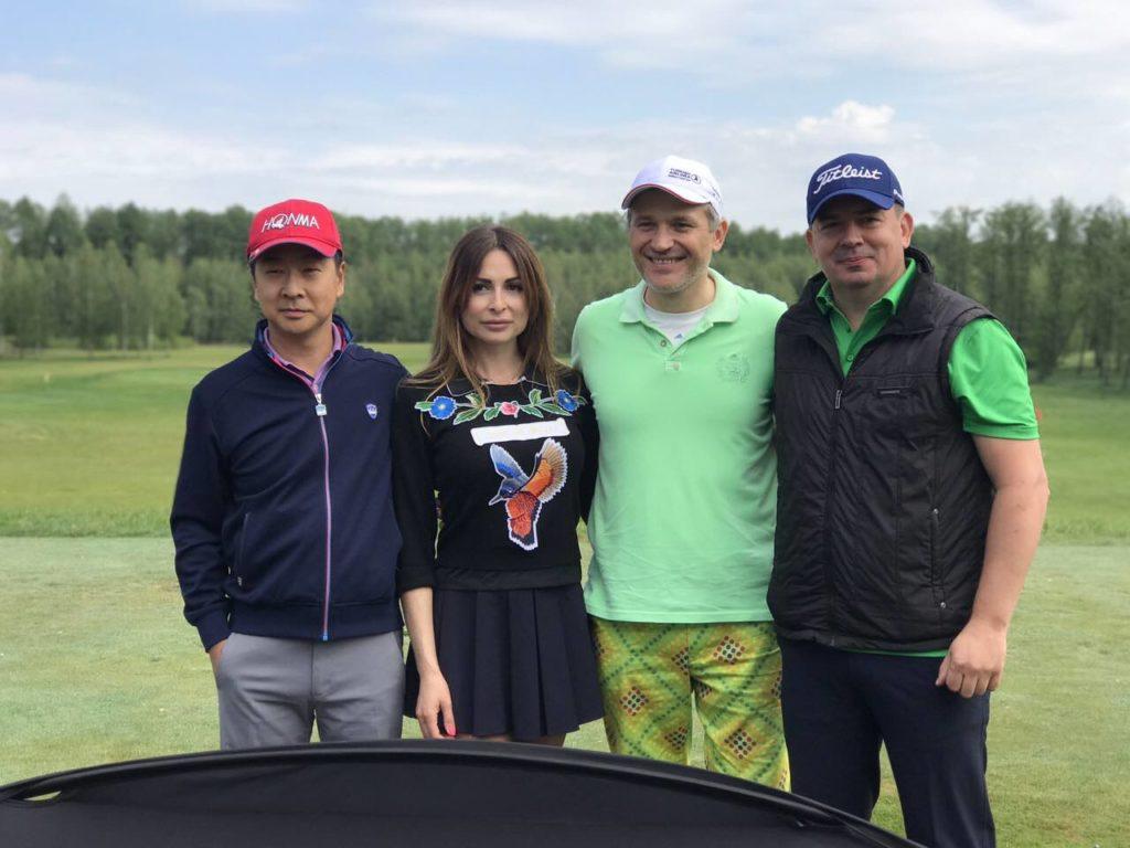 Владимир Цой, Юлия Малимон, Константин Браво, Василий Деркач