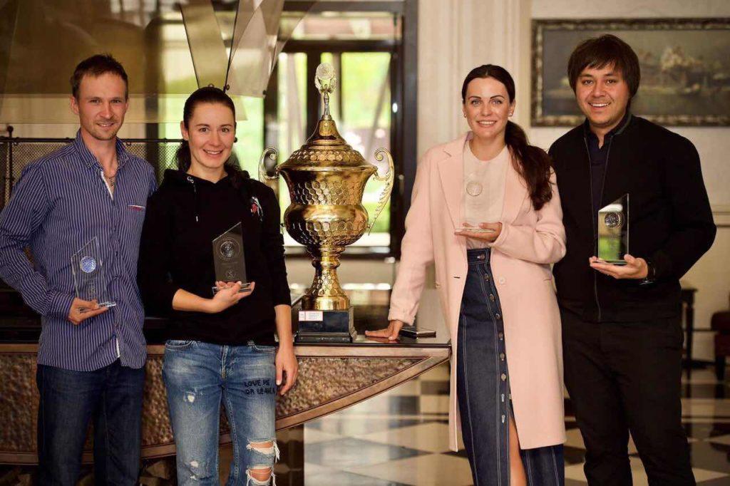 Гаркавенко Руслан, Анна Бушинская, Мария Орлова, Борис Дон