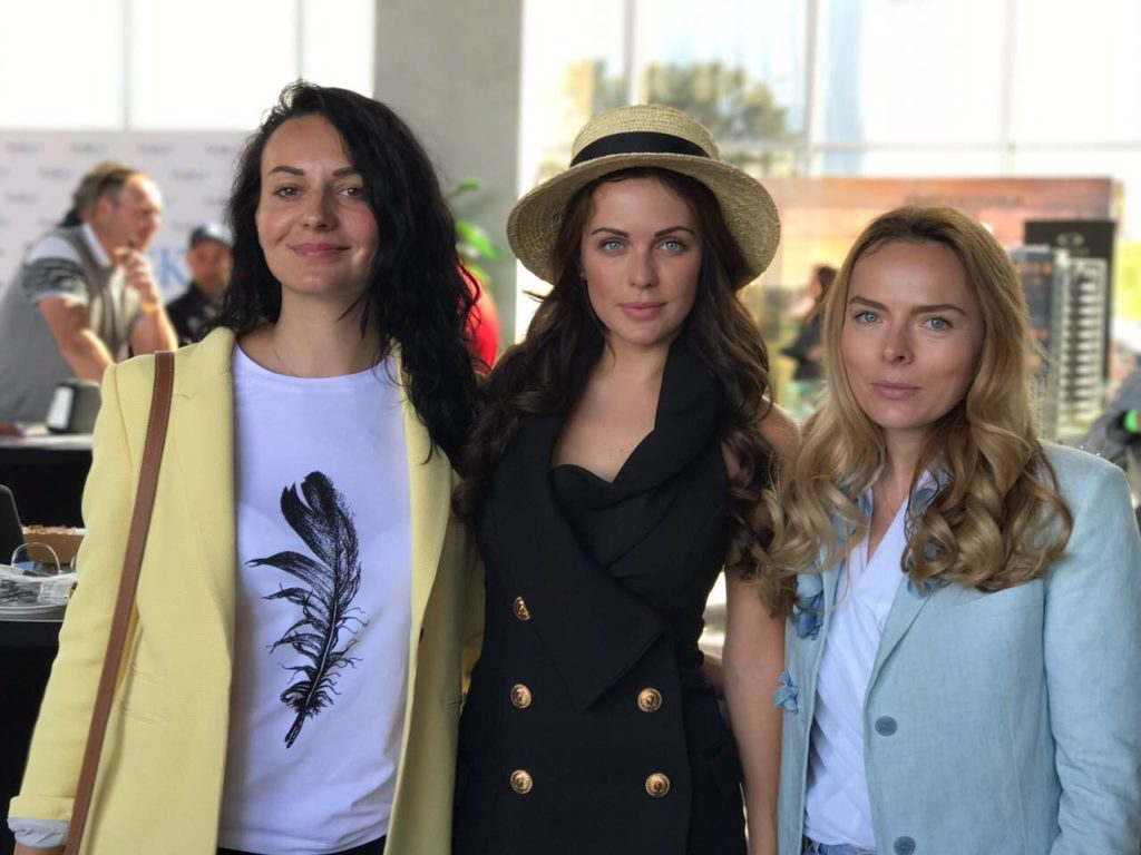Ирина Веденеева, Мария Орлова, Виктория Белая