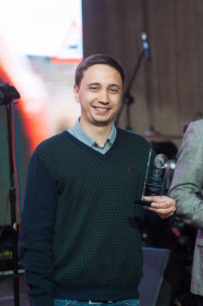 Дмитрий Щербак
