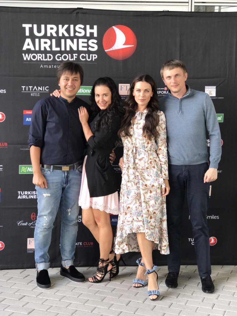 Борис Дон, Анна Бушинская, Мария Орлова, Андрей Кулик