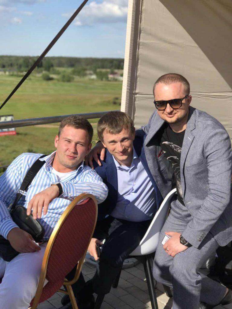 Виталий Фролов, Андрей Кулик, Андрей Войтко
