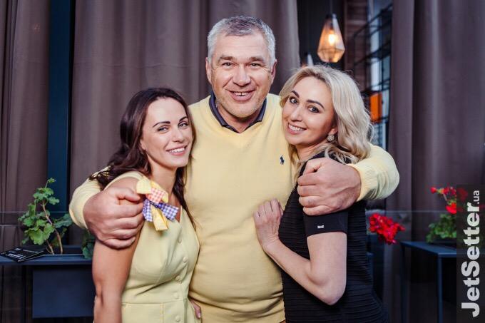 Мария Орлова, Александр Крыкун, Татьяна Рыбченко