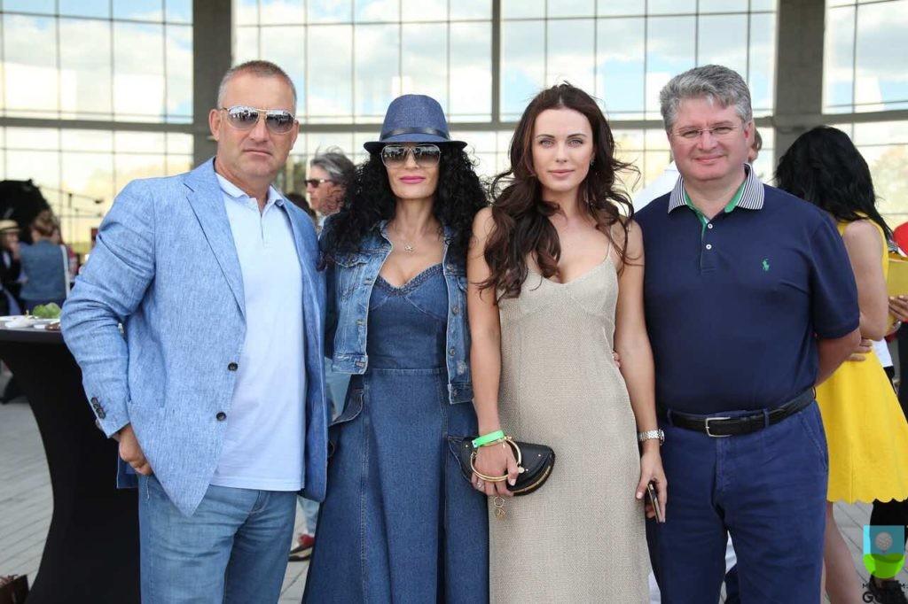 Роман и Влада Остапенко, Мария Орлова, Сергей Святко