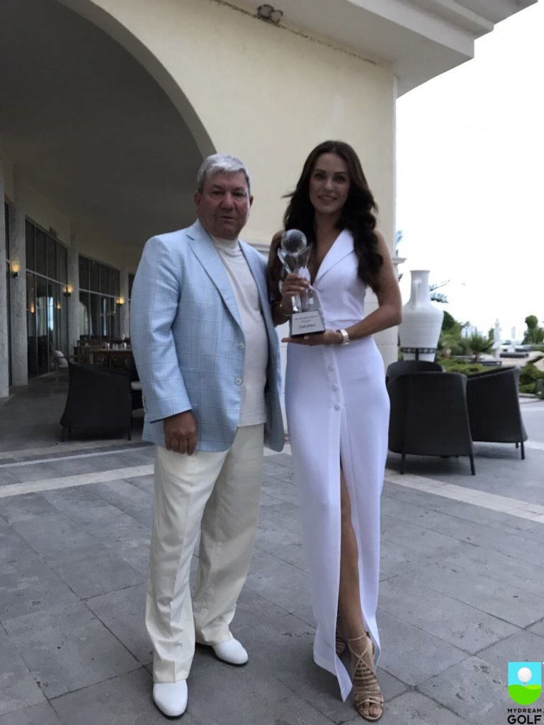 Сард Сардаров, Мария Орлова