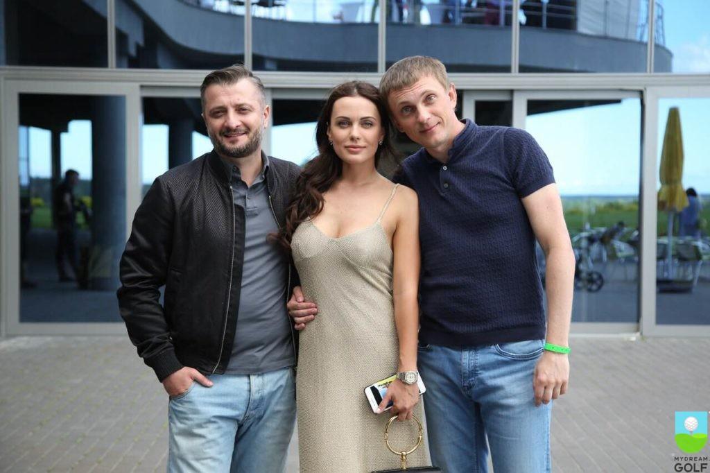 Темо Микеладзе, Мария Орлова, Андрей Кулик