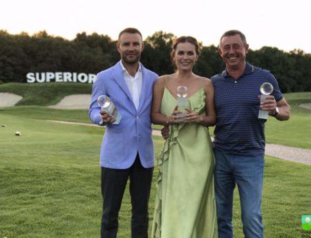 Международный турнир Porsche Golf Cup 2017