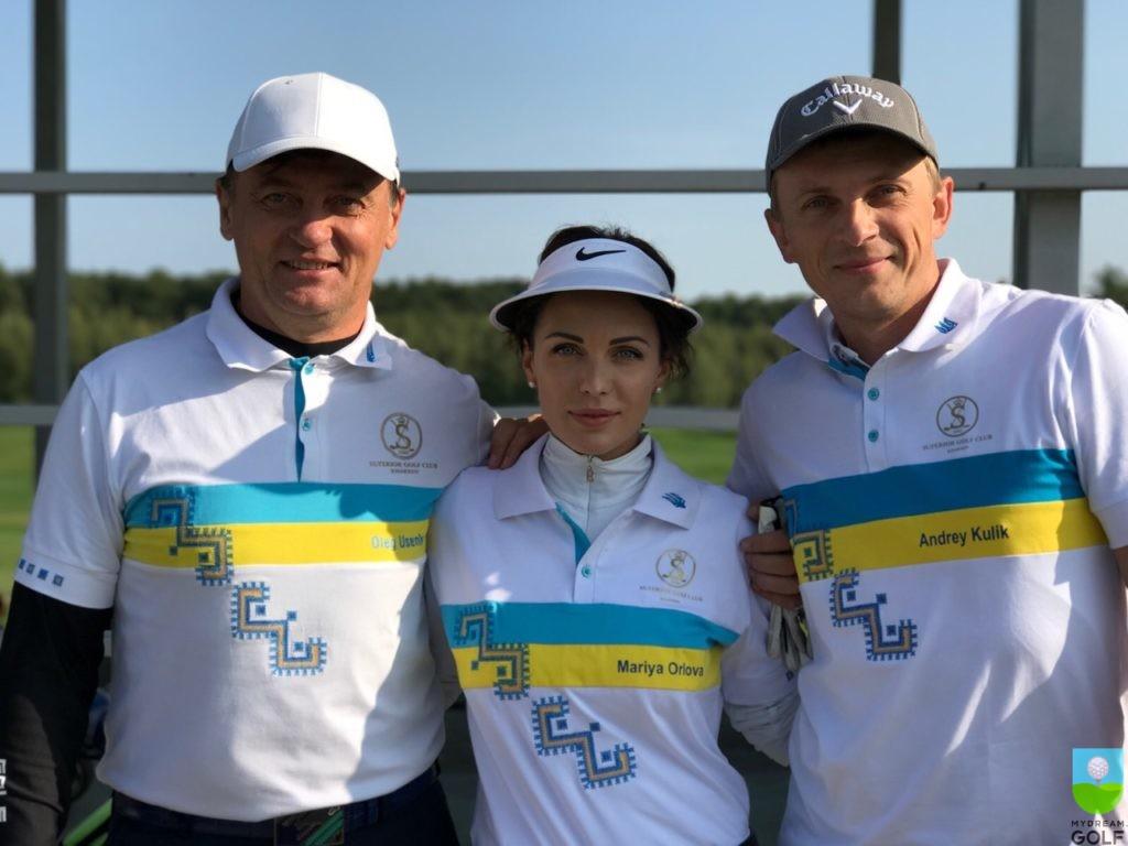 Олег Усенко, Мария Орлова, Андрей Кулик