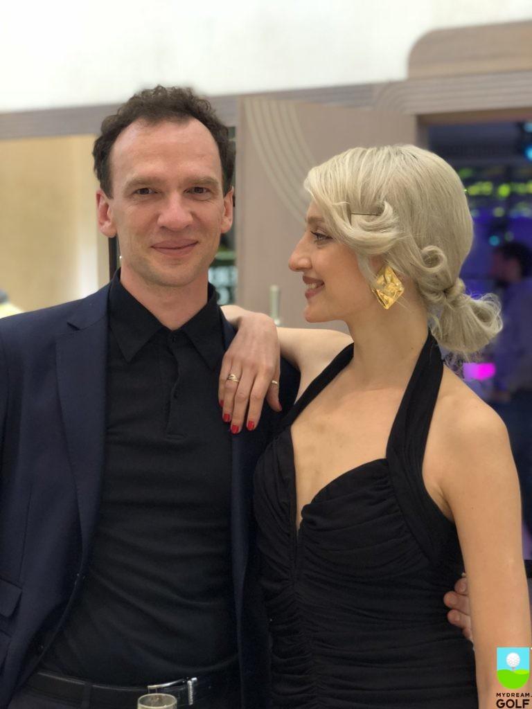 Александр Смирнов, Олимпия Вайтмусташ