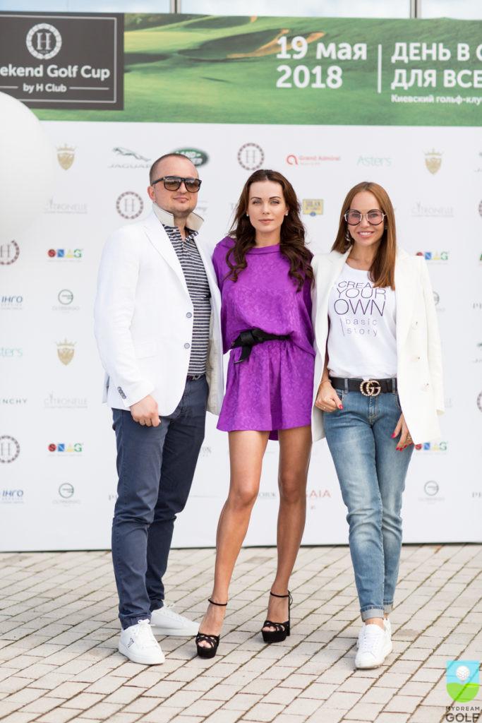 Андрей Войтко, Мария Орлова, Екатерина Войтко