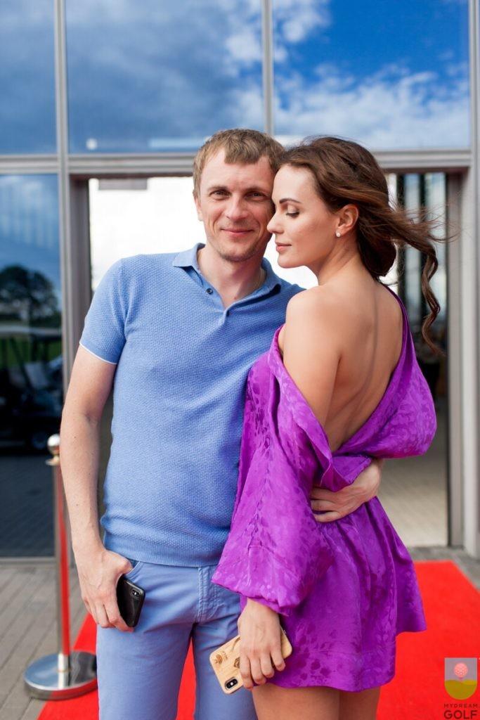 Андрей Кулик и Мария Орлова