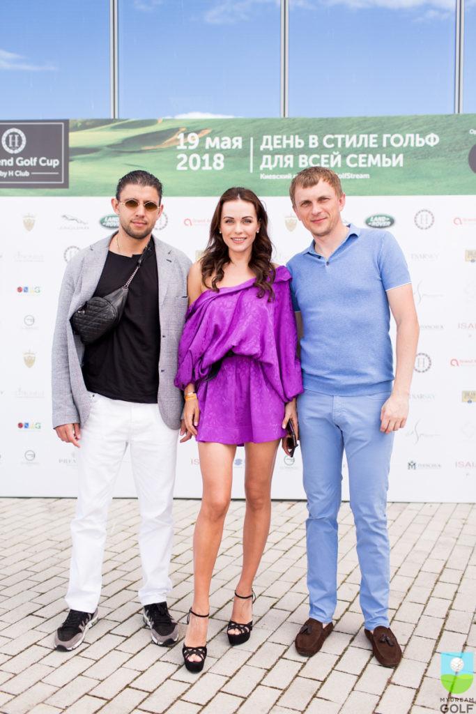 Артем Криворучко, Мария Орлова, Андрей Кулик