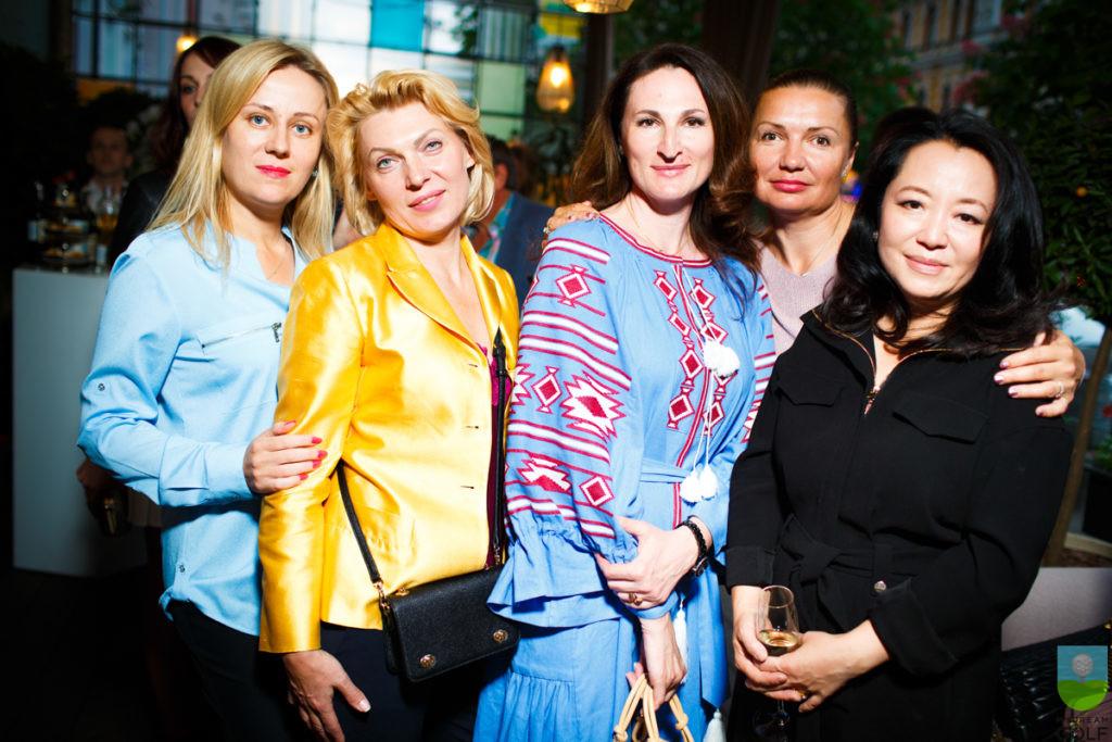 Вероника Растворцева, Елена Волосянко, Елена Святко, Наталья Болотова, Мири Цой