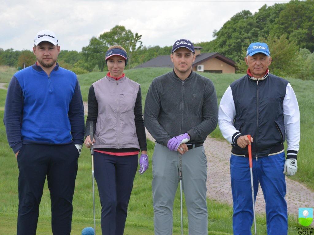 Виталий Фролов, Ольга и Валерий Горецкие, Александр Стадниченко