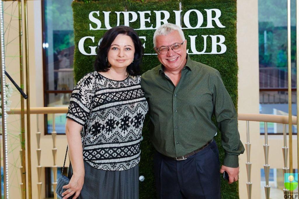 Ирина и Юрий Сапроновы