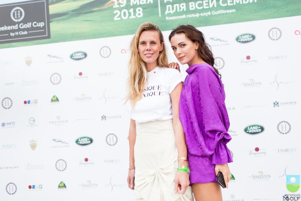 Мария Дидковская и Мария Орлова