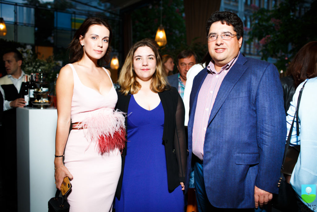 Мария Орлова, Дарья и Александр Гороховский