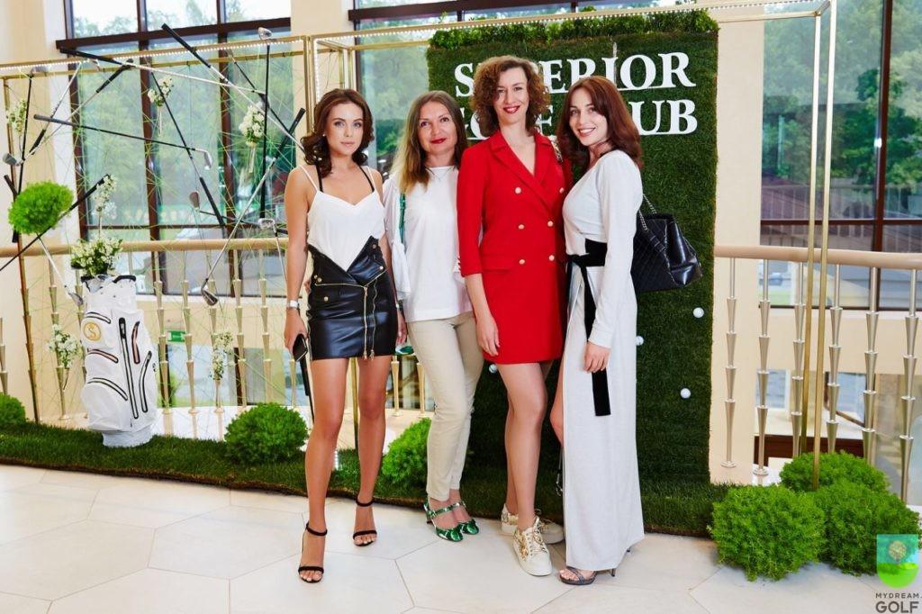Мария Орлова, Наталья Болотова, Ирина Редванская, Кристина Орос-Биргер