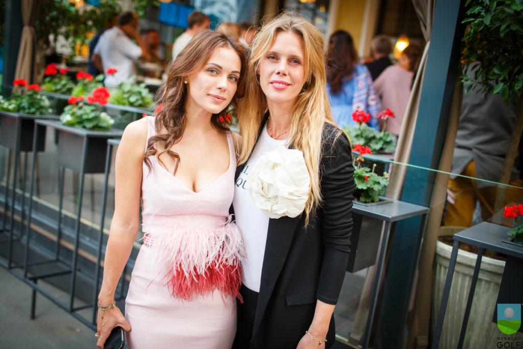 Мария Орлова и Мария Дидковская