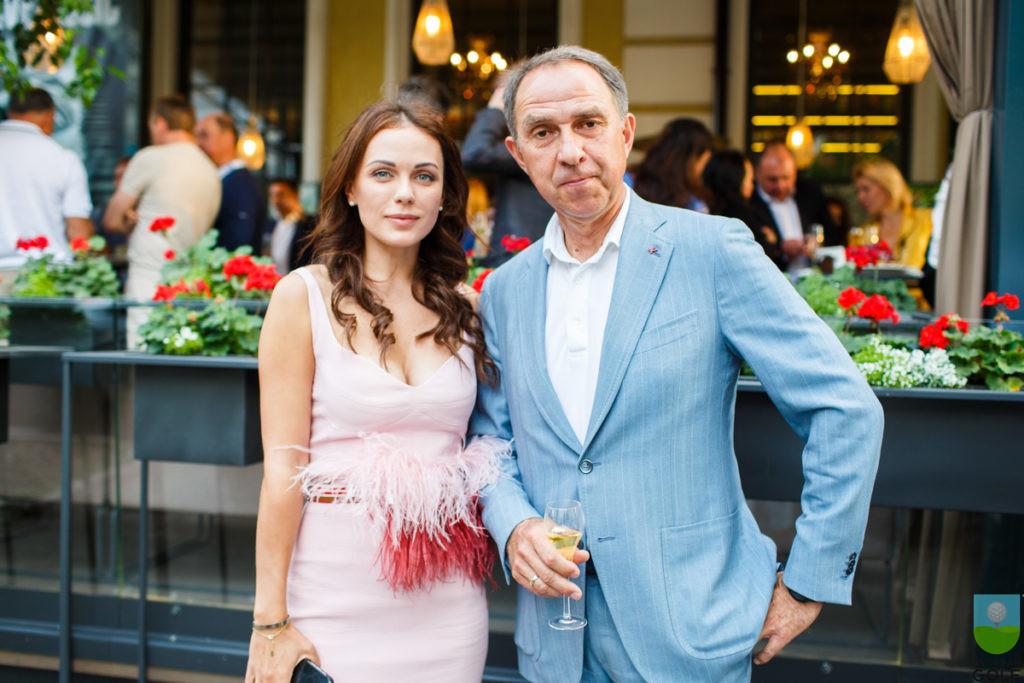 Мария Орлова и Олег Стрельников