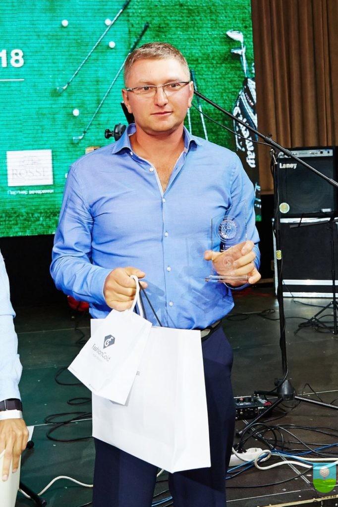 Олег Голод