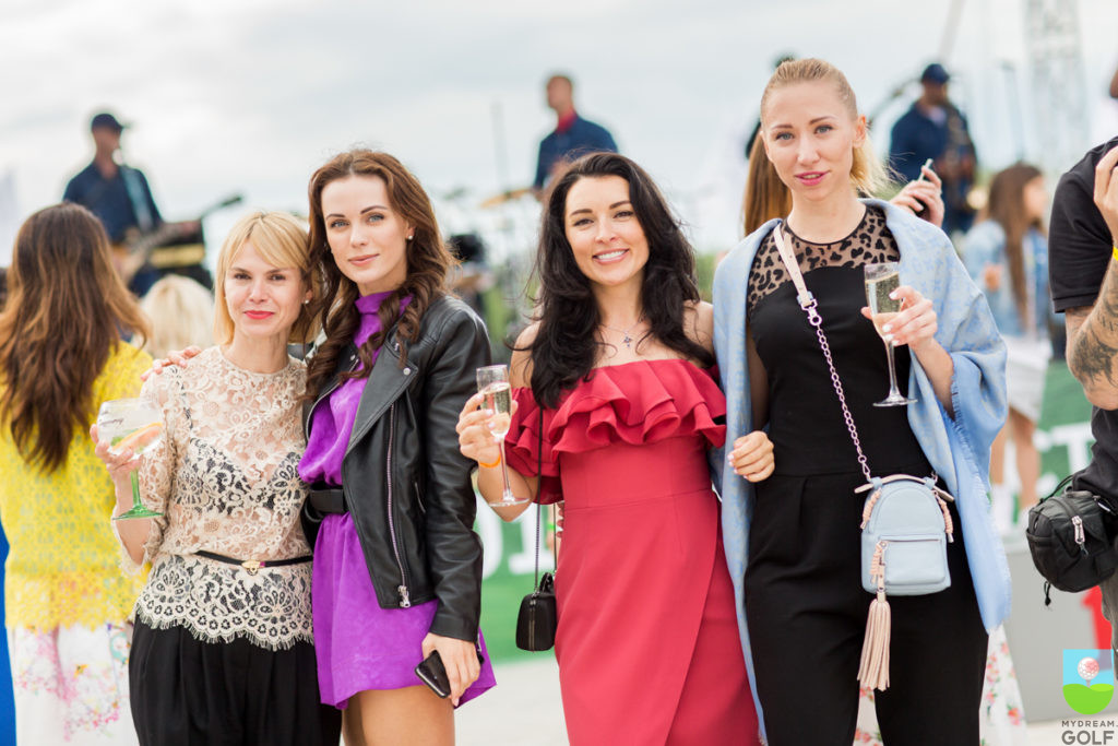 Татьяна Гребельникова, Мария Орлова, Яна Федусив, Ольга Горецкая