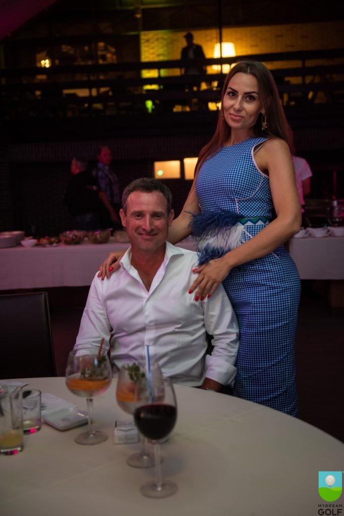 Андрей и Марина Гриненко