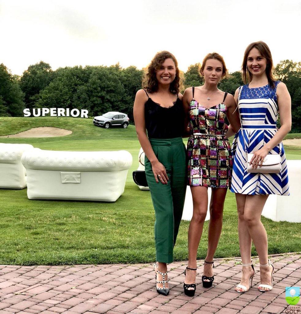 Юлия Даварашвили, Мария Орлова, Наталья Браво