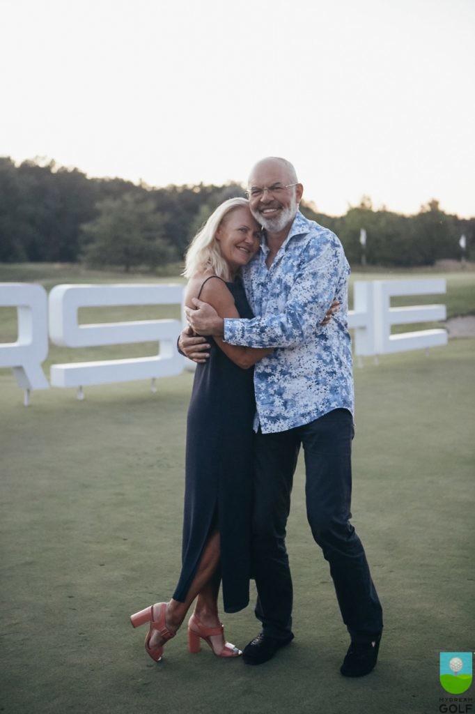 Анна и Валерий Педенко