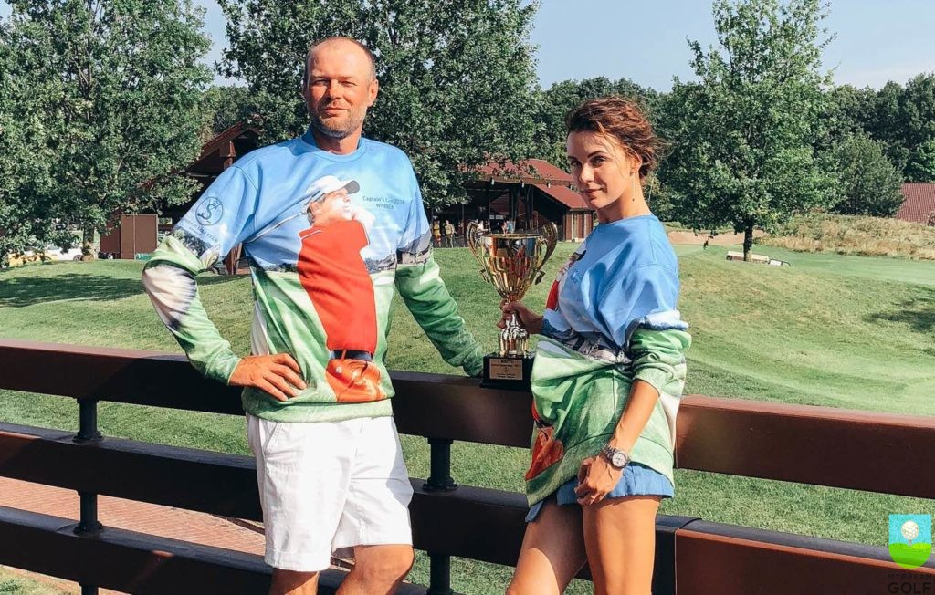 Богдан Чепердак, Мария Орлова