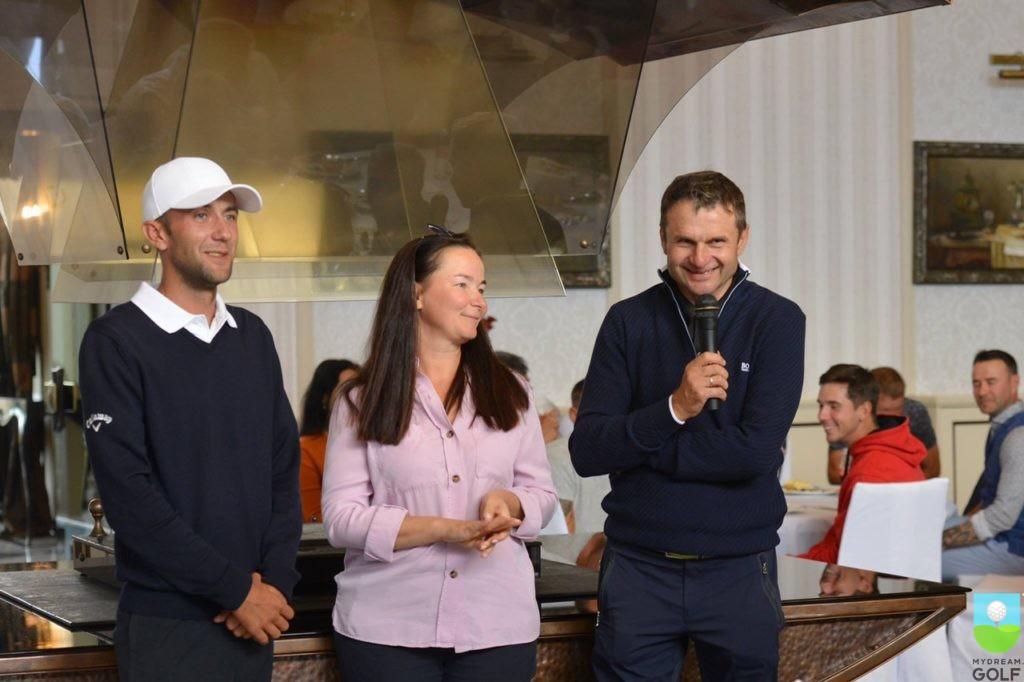 Александр Денискин, Екатерина и Владимир Гриненко